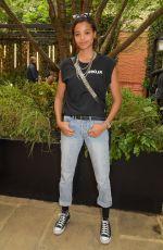 ELLA BALINSKA at Kloss Collection Launch at Browns Brook Street in London 07/23/2021