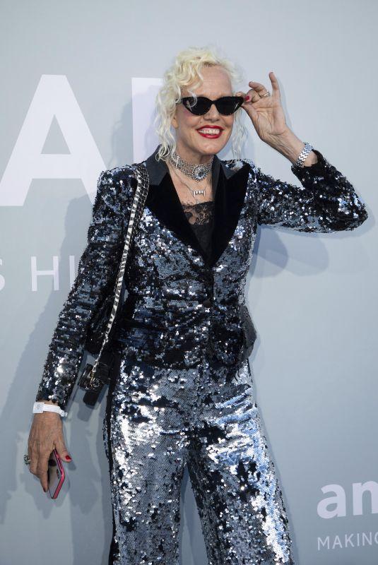 ELLEN VON UNWERH at 27th AmfAR Gala at 74th Cannes Film Festival 07/16/2021