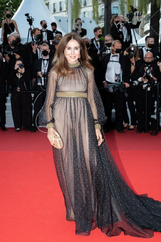 ELSA ZYLBERSTEIN at Annette Screening and Opening Ceremony at 74th Cannes Film Festival 07/06/2021