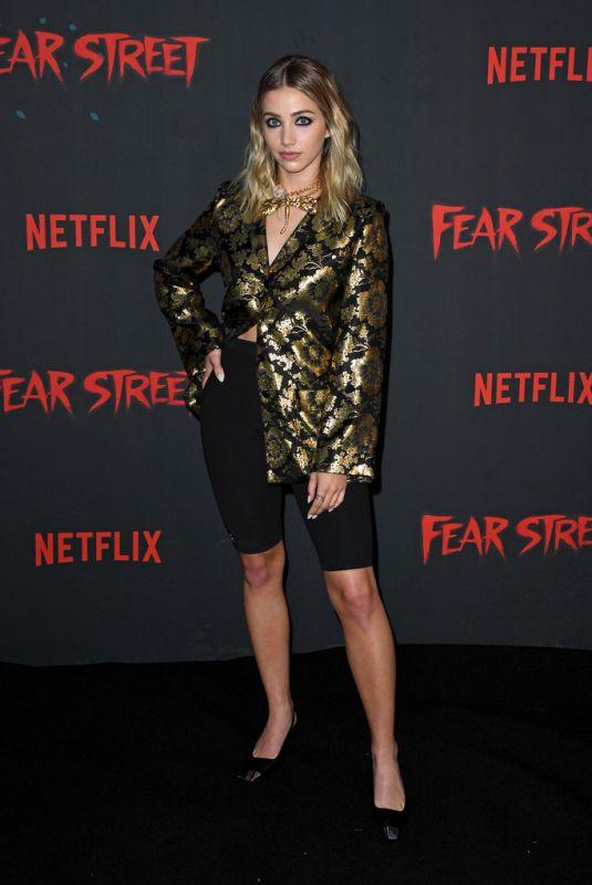 EMILUY RUDD at Fear Street Part 1: 1994 Premiere in Los Angeles 06/28/2021