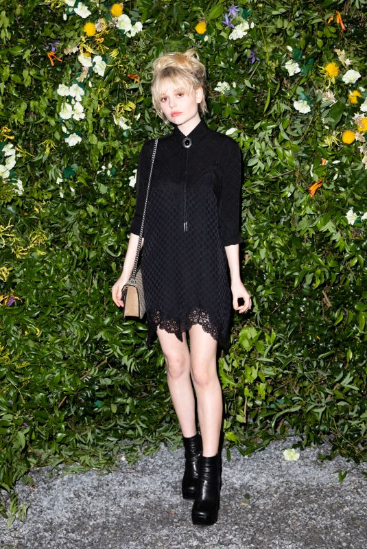 EMILY ALYN LIND at Gucci and Saltzman Family Host A Summer Celebration in East Hampton 07/10/2021