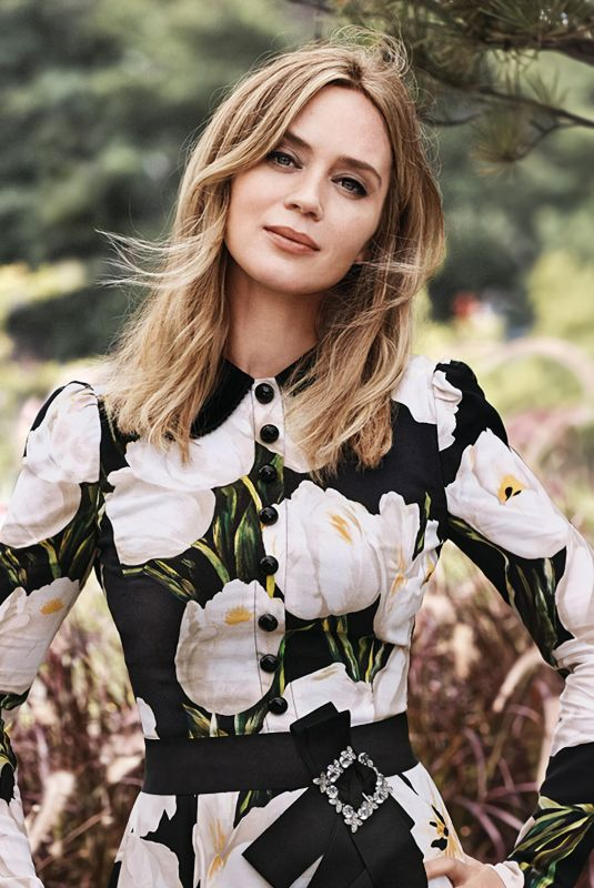 EMILY BLUNT for You, July 2021