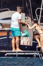 EMILY RATAJKOWSKI in Bikini in Italy 07/24/2021