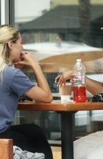 EMMA SLATER and BRITT STEWART at The Joint in Los Angeles 07/08/2021