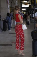 ESTER EXPOSITO Arrives in Madrid 07/07/2021