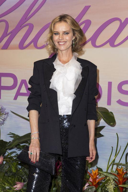 EVA HERZIGOVA at Paradise Evening Photocall at Ponton du Martinez at Cannes Film Festival 07/07/2021