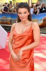 FAYE BROOKES at Off the Rails Premiere in London 07/22/2021