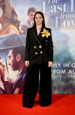 FELICITY JONES at The Last Letter from Your Lover Premiere in London 07/27/2021