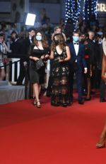 FLORA COQUEREL at The Velvet Underground Screening at 74th Annual Cannes Film Festival 07/07/2021