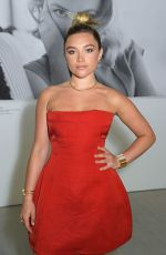 FLORENCE PUGH at Studio 7 By Cartier Private View at Saatchi Gallery in London 07/21/2021