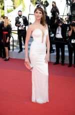 FREDERIQUE BEL at Benedetta Screening at 74th Annual Cannes Film Festival 07/09/2021