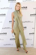 FRIDA AASEN at Pre-amfAR Gala Lunch at 74th Annual Cannes Film Festival 07/15/2021
