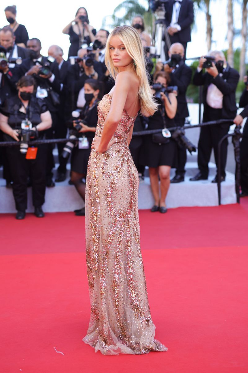 FRIDA AASEN at Stillwater Screening at 74th Annual Cannes Film Festival  07/08/2021 – HawtCelebs