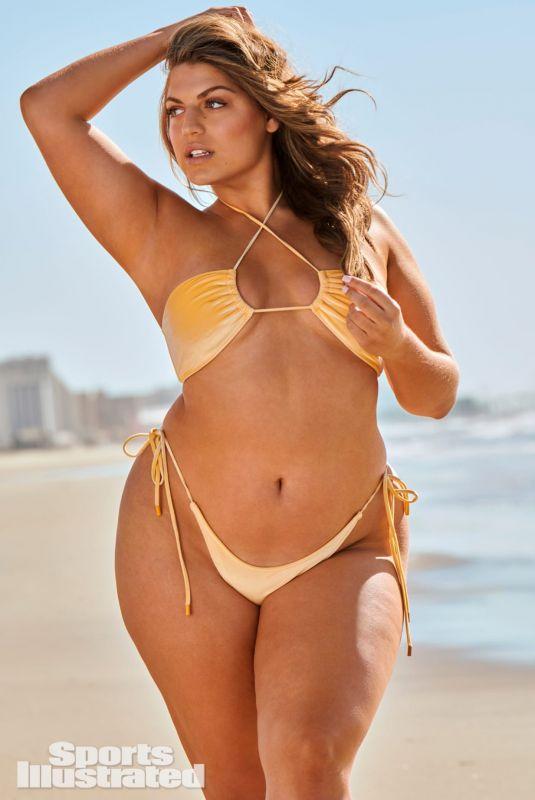 GABRIELLA HALIKAS in Sports Illustrated Swimsuit 2021