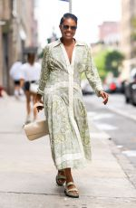 GABRIELLE UNION Out in New York 07/27/2021