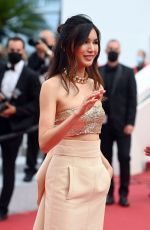 GEMMA CHAN at Les Intranquilles Screening at 74th Cannes Film Festival 07/16/2021