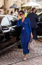 GEORGINA RODRIGUEZ at Martinez Hotel at 74th Cannes Film Festival 07/15/2021