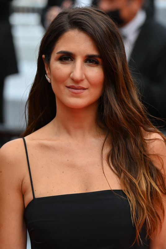 GERALDINE NAKACHE at Les Intranquilles Screening at 74th Cannes Film Festival 07/16/2021