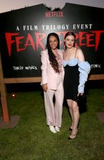 GILLIAN JACOBS at Fear Street Part 3: 1666 Premiere in Los Angeles 07/14/2021