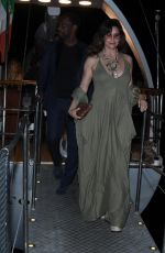 GINA GERSON at Ischia Global Festival 07/20/2021