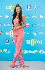 GIULIA SALEMI at 2021 Giffoni Film Festival in Giffoni Valle Piana 07/23/2021