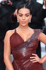 GORGINA RODRIGUEZ at France Screening at 74th Cannes Film Festival 07/15/2021
