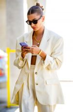 HAILEY BIEBER Out and About in Los Angeles 07/07/2021