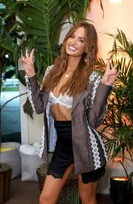 HALEY KALIL at 2021 Sports Illustrated Swimsuit Celebration Launch in Hollywood 07/24/2021