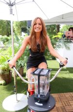 HALEY KALIL at Sports Illustrated Swimsuit Edition 2021 Launch in Hollywood 07/23/2021