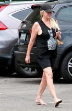 HEATHER LOCKLEAR Out and About in Calabasas 07/13/2021