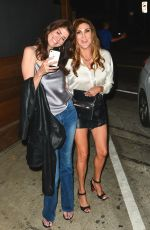 HEATHER MCDONALD Out in Los Angeles 07/20/2021