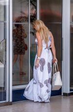 HOFIT GOLAN Arrives at Hotel Martinez at 2021 Cannes Film Festival 07/10/2021