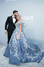 HOFIT GOLAN at 27th AmfAR Gala at 74th Cannes Film Festival 07/16/2021