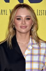HUNTER HALEY KING at How it Ends Premiere in Los Angeles 07/15/2021
