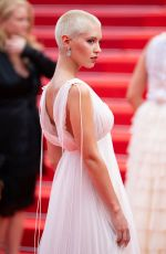 IRIS LAW at The French Dispatch Screening at 74th annual Cannes Film Festival 07/12/2021