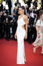 IZABEL GOULART at Benedetta Screening at 74th Annual Cannes Film Festival 07/09/2021