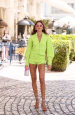 IZABEL GOULART at Martinez Hotel at 2021 Cannes Film Festival 07/08/2021