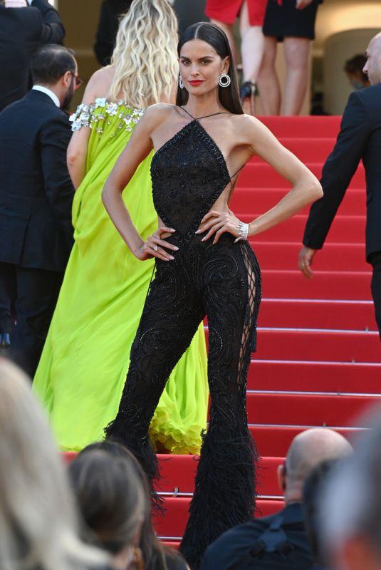 IZABEL GOULART at Stillwater Screening at 74th Annual Cannes Film Festival 07/08/2021