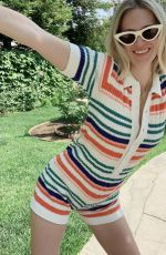 JANUARY JONES - Instagram Photos 07/14/2021