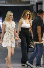 JENNIFER LOPEZ Out and About in Los Angeles 07/22/2021