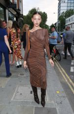 JESSICA ALEXANDER at The Ivy Asia Chelsea Launch in London 07/29/2021
