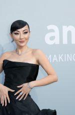 JESSICA WANG at 27th AmfAR Gala at 74th Cannes Film Festival 07/16/2021