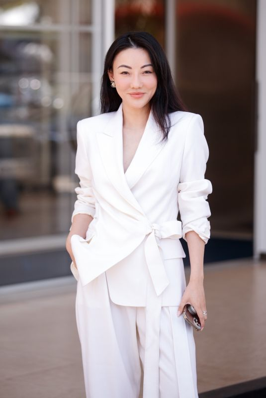 """JESSICA WANG at Martinez Hotel at 74th Cannes Film Festival"""" (15.07.2021"""