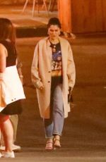 JESSIE J Out for Dinner at Pace in Los Angeles 07/11/2021