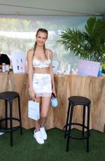 JOSEPHINE SKRIVER at Sports Illustrated Swimsuit Edition 2021 Launch in Hollywood 07/23/2021