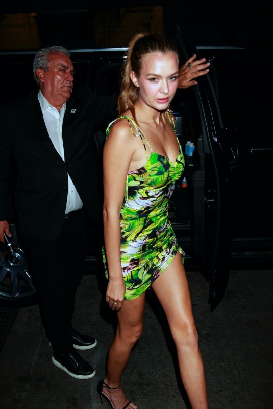 JOSEPHINE SKRIVER Night Out in Hollywood 07/14/2021