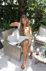 KARA DEL TORO at Vital Proteins Summer Hydration Brunch in Miami Beach 07/09/2021
