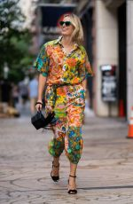 KAROLINA KURKOVA Out and About in New York 07/23/2021