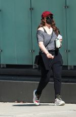 KAT DENNINGS Out and About in Beverly Hills 06/30/2021