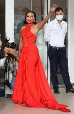 KAT GRAHAM at Hotel Martinez at 2021 Cannes Film Festival 07/17/2021